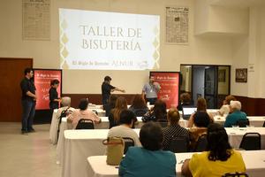 30092019 Los expertos compartieron sus tips y conocimientos con las asistentes.