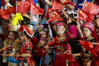 China ha mostrado su auge como potencia global cada vez más ambiciosa.