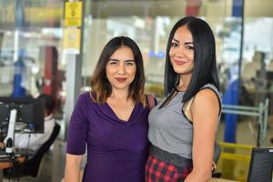 01102019 Samantha Ruiz y Wendy.