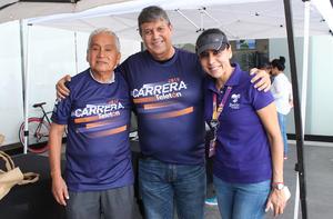 01102019 Bumaro González Carreño, Sergio Uribe y Susana Ramírez.