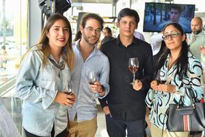 01102019 Patricia, Giovanni, Matías y Xóchitl.