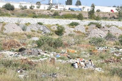 Acumulación. Desde hace ya varios años se ha presentado esta situación, misma que representa un riesgo en primera instancia para el medio ambiente, pero también para la salud ciudadana.