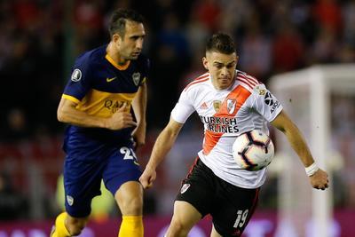 River Plate palpita otra final tras vencer 2-0 a Boca