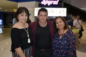 02102019 Graciela, Faruk y Carmelita.