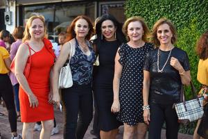 03102019 Cecilia, Gaby, Yadira, Verónica y Ely.