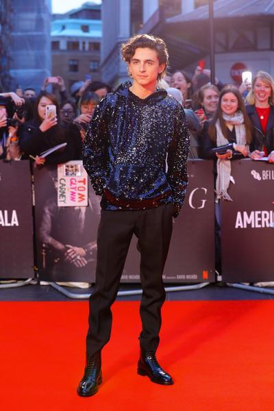 Protagonistas de The King arriban a su estreno en UK