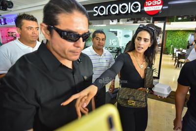 Bárbara de Regil visita por primera vez la Comarca Lagunera