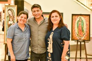 04102019 Marcela Cobo y Javier Ruelas.