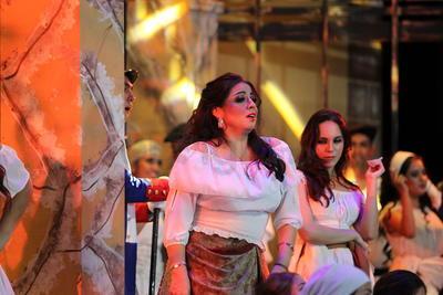El Teatro Ricardo Castro recibió a cientos de duranguenses en el primer día de actividades del encuentro cultural que se celebrará en el estado del 4 al 22 de octubre.