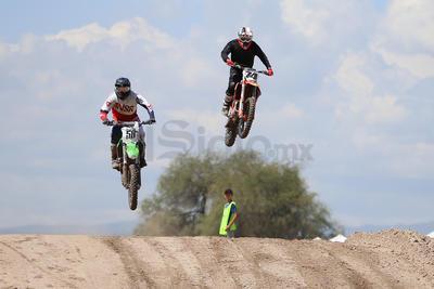 La adrenalina se desbordó con las primeras acciones de la Séptima Fecha del Campeonato Regional de Motocross.