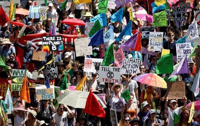 Siguen los esfuerzos en el mundo por la lucha climática.