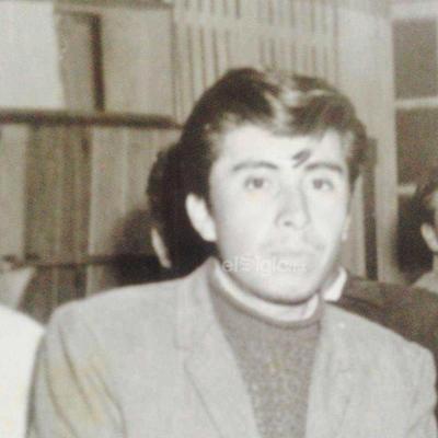 José Rodríguez, hace algunas décadas.
