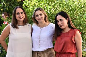 07102019 Sambra, Sandra y Cristy.