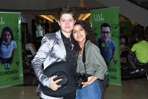 05102019 Alejandro e Ingrid Saucedo.