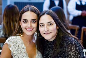 Mariana y Valeria.