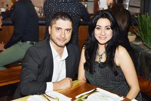 Gisela y Eduardo