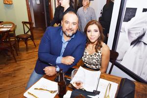 Hector y Adriana