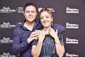 Miguel y Dora De la Rosa