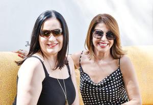 Ana y Luisa.