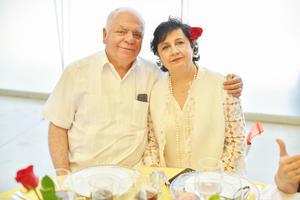 Anuar Raul y Alejandra
