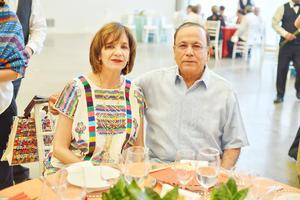 Jorge y Gabriela
