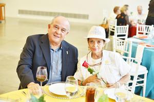 Ricardo y Cecilia.