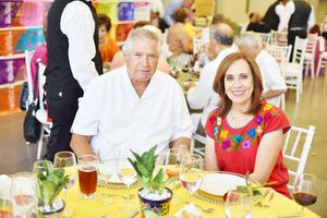 Roberto y Patricia