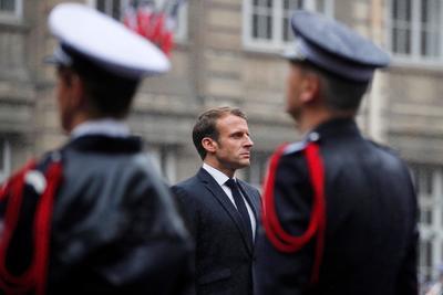 'Ellos tomaron la decisión de usar el uniforme, de dedicar sus vidas a proteger a los demás', dijo el presidente.