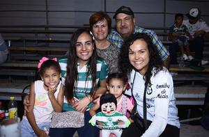 08102019 Karla, Cristy, Renata, Berenice, y Carlos.