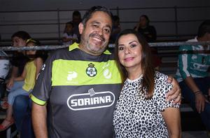 08102019 San Piter y Rocío Estrada.
