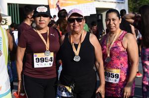 09102019 Claudia Álvarez, María Esparza y Alicia Zapata.