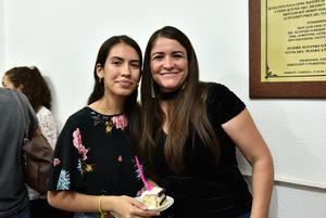 09102019 Elena Félix y Martha Cárdenas.