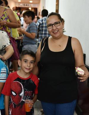 09102019 Luis Gerardo Blanquet y Mayela González.
