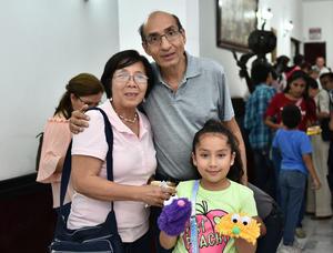 09102019 Roberto, Luis y Luisita.