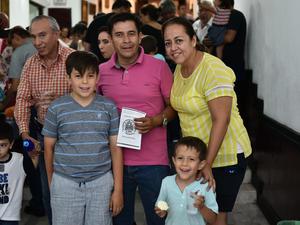 09102019 Ana, Fabián, Pepe y Rodrigo Maldonado.