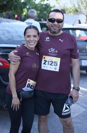 09102019 Aracely Morales y Joel Hernández.