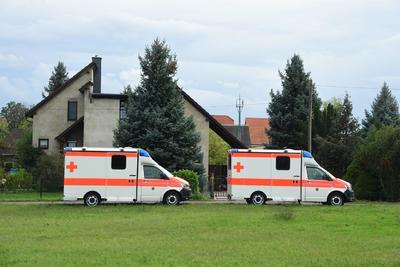 Cuerpos de emergencia se trasladaron a la zona.