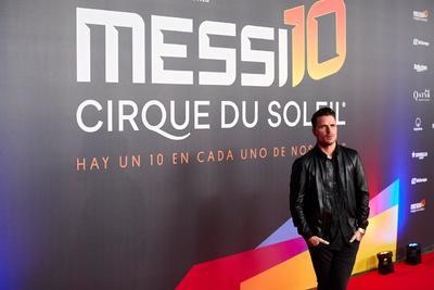 Cirque du Soleil presenta espectáculo inspirado en Messi