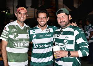 11102019 Raúl Vera, Rodrigo Ramos y Daniel Sepúlveda.