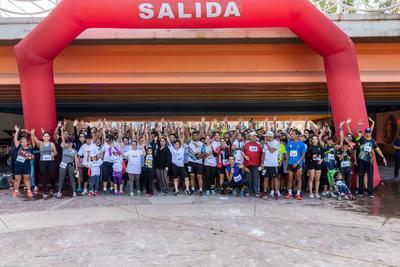 Cientos de deportistas se reunieron en la Carrera Atlética 5K Prevención del Suicido.