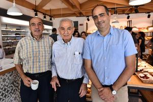12102019 Roberto, Fernando y Fernando Murra.