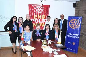 12102019 LA FOTO DEL RECUERDO.  Club Rotario Torreón Sur.
