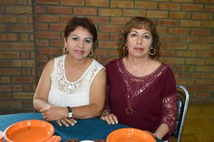 14102019 Silvia y Lourdes.
