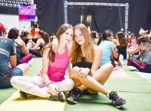 Samara y Andrea.