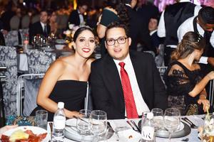 Daniel y María Fernanda
