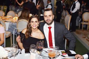 Nahir y José Ángel