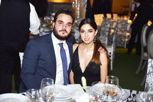Roberto y Alejandra