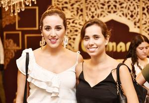 Ana y Cecilia.