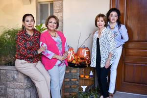 15102019 Irma, Tere, Rosina y Carmen.