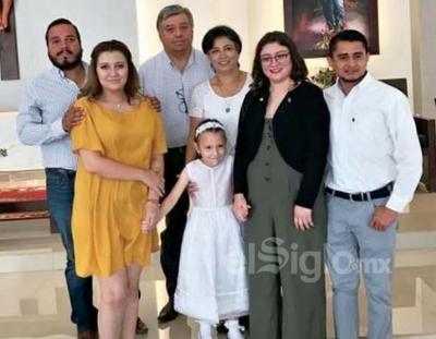 Familia González.